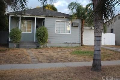 Encino Single Family Home For Sale: 5752 Zelzah Avenue