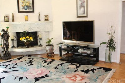 Sherman Oaks Single Family Home For Sale: 4424 Noble Avenue