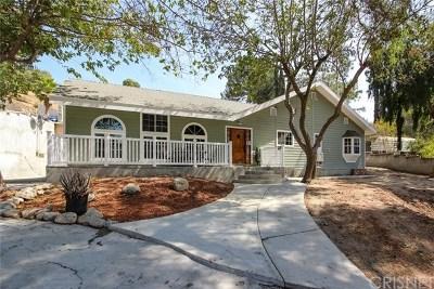Shadow Hills Single Family Home For Sale: 10324 Johanna Avenue