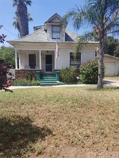 Pasadena Single Family Home For Sale: 1465 Navarro Avenue