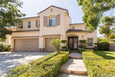 Stevenson Ranch Single Family Home For Sale: 26816 Kendall Lane