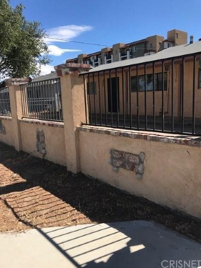 Palmdale Single Family Home Active Under Contract: 412 E Avenue P14