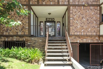 Valley Glen Condo/Townhouse For Sale: 6250 Fulton Avenue #202