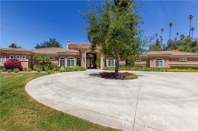 Beaumont, Corona, Hemet, Lake Elsinore, Menifee, Moreno Valley, Murrieta, Perris, Riverside, San Jacinto, Temecula Single Family Home For Sale: 1508 Gratton Street