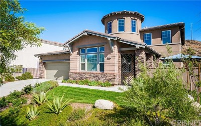 Valencia Single Family Home For Sale: 28150 Anvil Court