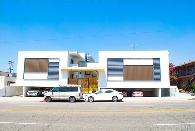 Burbank Multi Family Home For Sale: 303 E Alameda Avenue