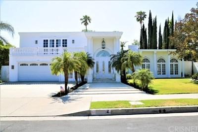 Northridge Single Family Home For Sale: 9851 Amestoy Avenue