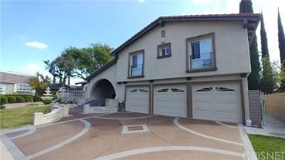 Woodland Hills Single Family Home For Sale: 23908 Berdon Street