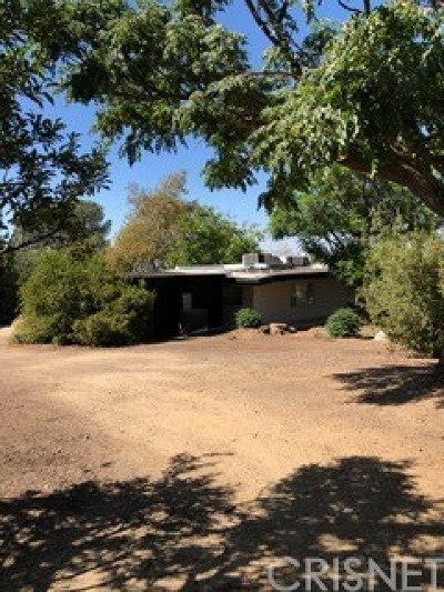 Hemet Single Family Home For Sale: 28280 Rawlings Road