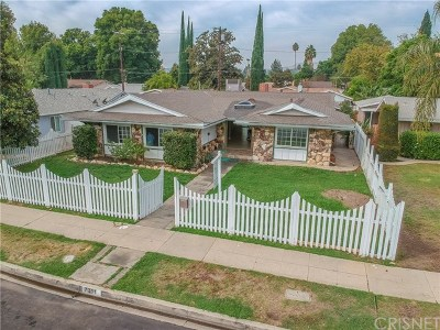 West Hills Single Family Home For Sale: 7311 Nita Avenue