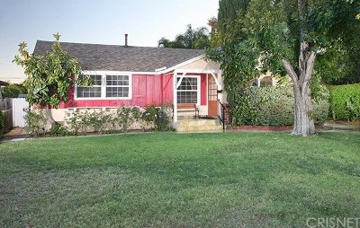 Granada Hills Single Family Home For Sale: 17082 Kingsbury Street
