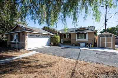 West Hills Single Family Home For Sale: 6418 Woodlake Avenue