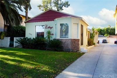 Glendale Multi Family Home For Sale: 1523 Rock Glen Avenue