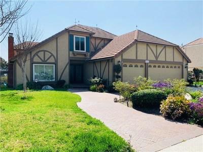 Yorba Linda Single Family Home For Sale: 20680 Manzanita Avenue