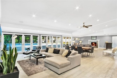 Tarzana CA Single Family Home For Sale: $1,599,000