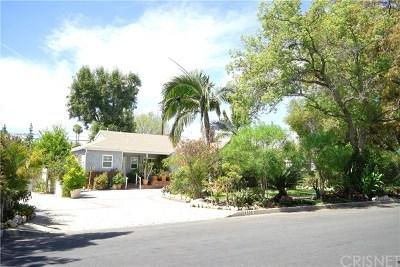 Lake Balboa Single Family Home For Sale: 6505 Forbes Avenue