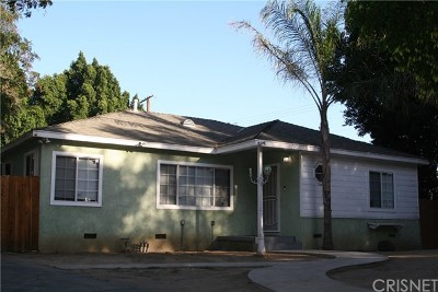 North Hills Single Family Home For Sale: 8302 Gaynor Avenue