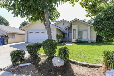 Valencia Single Family Home For Sale: 23220 Osage Ridge Road