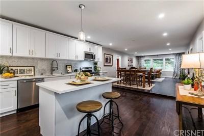 Pasadena Single Family Home For Sale: 3957 Oakdale Avenue