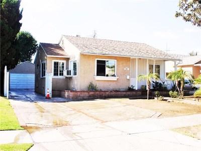 Lake Balboa Single Family Home For Sale: 7427 Blewett Avenue