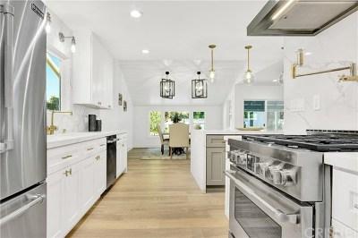 Sherman Oaks Single Family Home For Sale: 14629 McCormick Street