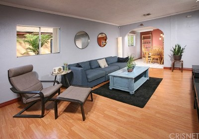 North Hollywood Single Family Home For Sale: 6230 Cartwright Avenue