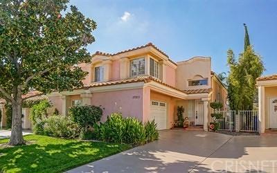 Stevenson Ranch Single Family Home For Sale: 25813 Dickens Court #7