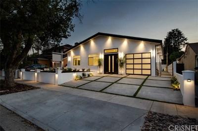 Tarzana Single Family Home For Sale: 4959 Dobkin Avenue
