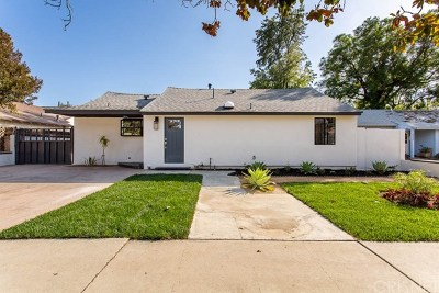 Northridge Single Family Home For Sale: 17416 Stagg Street