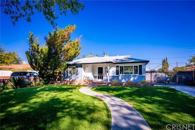 Palmdale, Lancaster, Quartz Hill, Leona Valley, Lake Elizabeth, Lake Hughes, Antelope Acres, Rosamond, Littlerock, Juniper Hills, Pearblossom, Lake Los Angeles, Wrightwood, Llano Single Family Home For Sale: 1215 W Ivesbrook Street