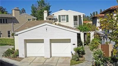 Acton, Canyon Country, Castaic, Newhall, Saugus, Santa Clarita, Stevenson Ranch, Valencia, Agua Dulce Single Family Home For Sale: 26803 Brookhollow Drive