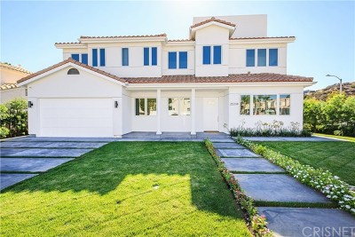 Stevenson Ranch Single Family Home For Sale: 25338 Bowie Court