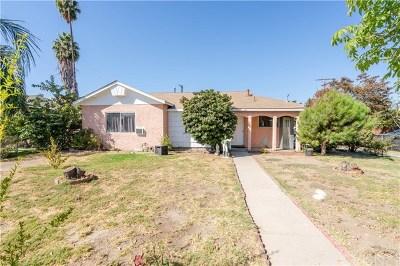 Reseda Single Family Home For Sale: 6955 Tampa Avenue