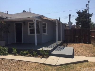 Canoga Park Single Family Home For Sale: 7457 Loma Verde Avenue