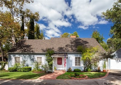 Woodland Hills Single Family Home For Sale: 23119 Ostronic Drive