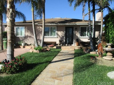 Panorama City Single Family Home For Sale: 8837 Murietta Avenue