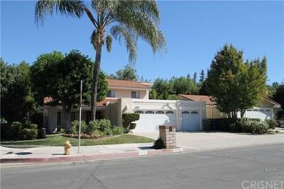Woodland Hills Single Family Home For Sale: 5540 Farralone Avenue