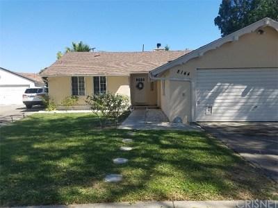 Canoga Park Single Family Home For Sale: 8144 Loma Verde Avenue