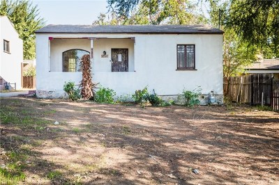 Altadena Single Family Home For Sale: 2924 Emerson Way