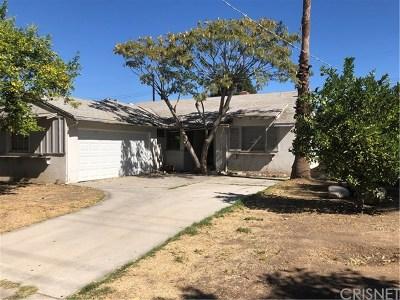 Reseda Single Family Home For Sale: 7240 Vanalden Avenue