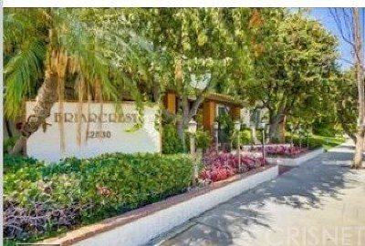 Valley Village Condo/Townhouse For Sale: 12830 S Burbank Boulevard #319