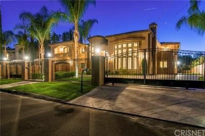 Tarzana Single Family Home For Sale: 5349 Aura Avenue