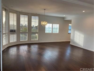 Sherman Oaks Condo/Townhouse For Sale: 14115 Moorpark Street #311