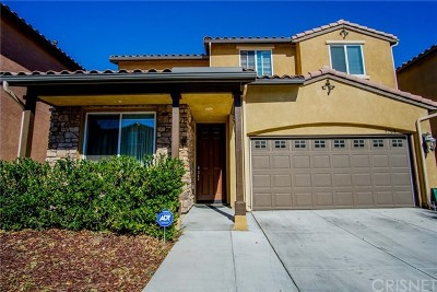 Pacoima Single Family Home For Sale: 9708 Pine Orchard Street