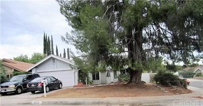Valencia Single Family Home For Sale: 27636 Sequoia Glen Drive