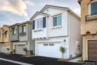 Sylmar Single Family Home For Sale: 14834 W Castille Way