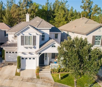 Valencia Single Family Home For Sale: 23221 Beachcomber Lane