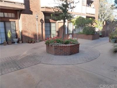 Valley Village Condo/Townhouse For Sale: 5313 Wilkinson Avenue #3