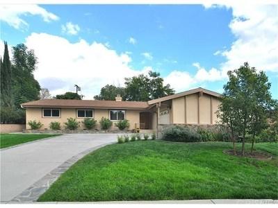 Granada Hills Single Family Home For Sale: 17738 Tulsa Street