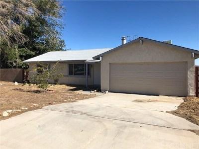Lake Los Angeles Single Family Home For Sale: 38932 164th Street E